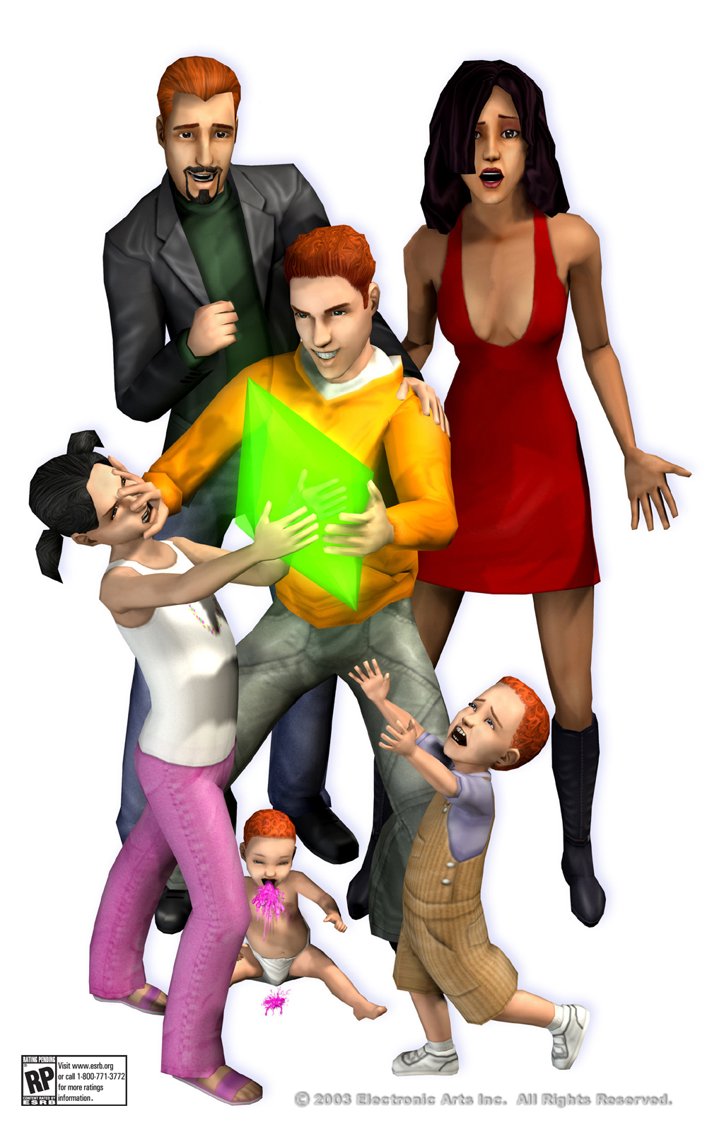 Sims2 real love fucking clip